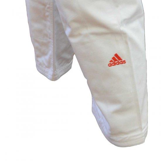judogi adidas j650 contest bianco in polycotton prezzo