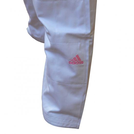 judogi adidas rosa